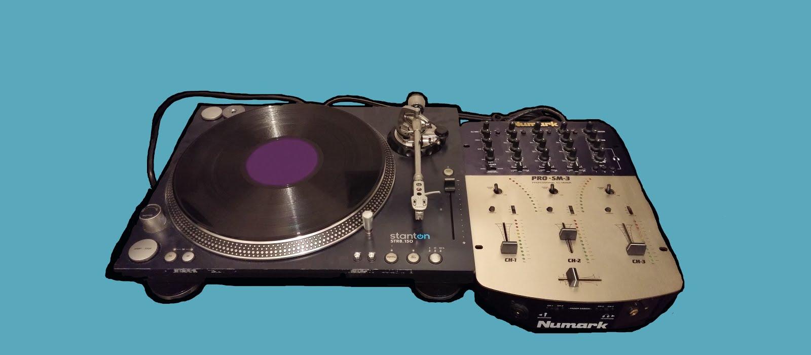 turntable mixer