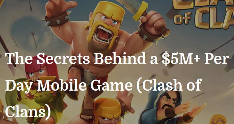 clash of clans secret