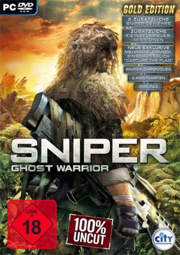 Sniper Ghost Warrior Gold Edition - PROPHET