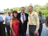 Senator Schumer in Croghan Today.