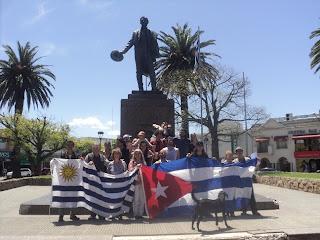 Plaza San Fernando - Maldonado