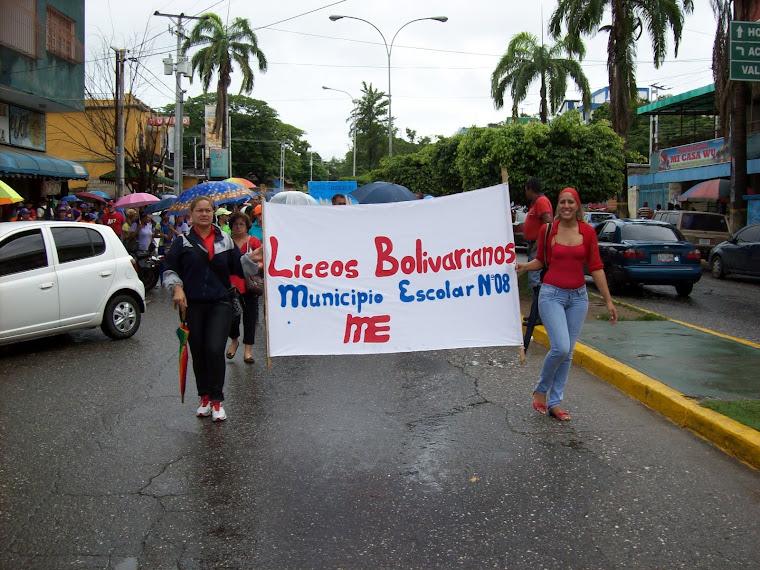 Coord. Municipal de Liceos Bolivarianos