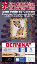 III Fira Mediterrània de Patchwork / Sant Feliu de Guíxols