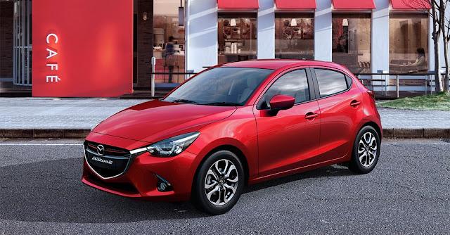 Mazda 2 2015 edición especial