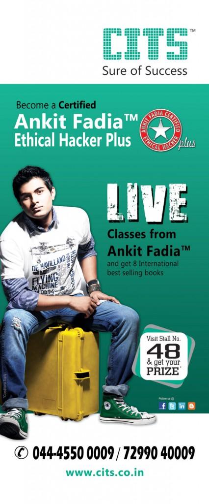 Resume of ankit fadia