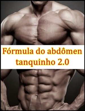 EBOOK FÓRMULA DO ABDÔMEN TANQUINHO