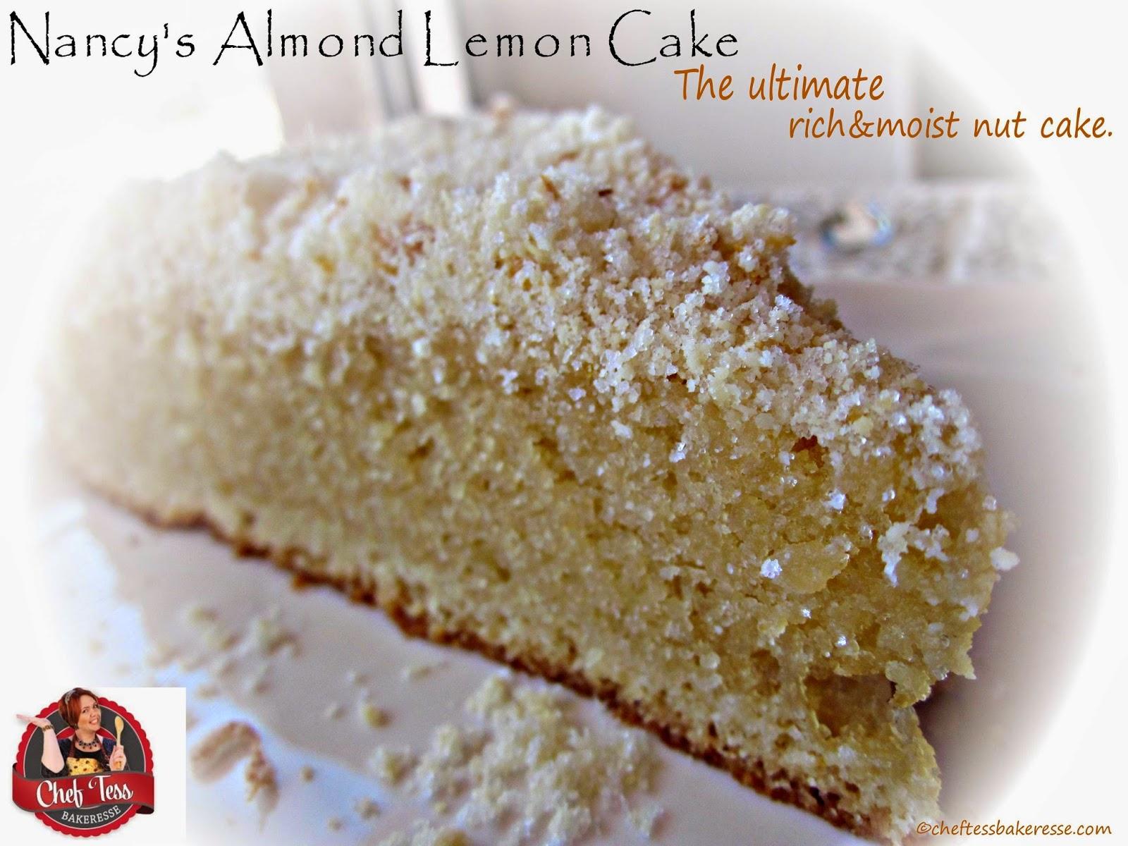 Almond Flour Strawberry Cake Recipe