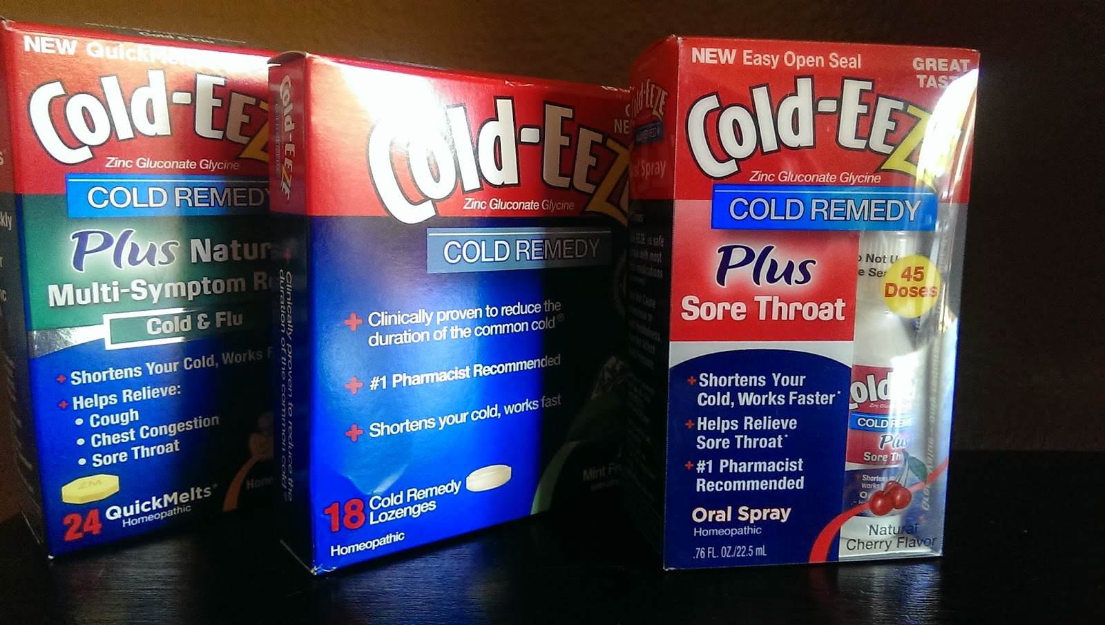 Cold%2BEEZE Relieve Cold Symptoms With Cold EEZE Cold Remedy -  Cold EEZE Review