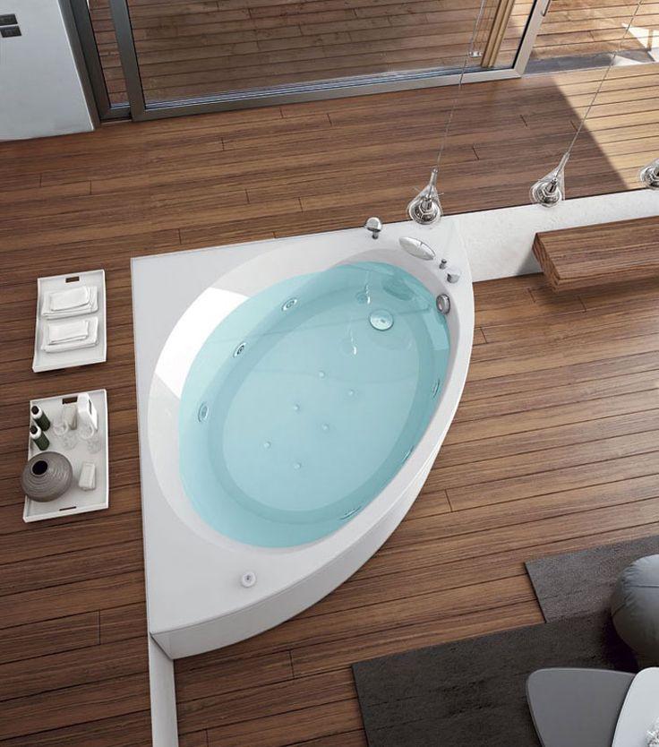 Interior relooking vasca da bagno quale scegliere - Immagini vasche da bagno ...