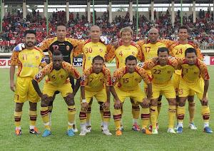 SKUAD SRIWIJAYA FC 2011 - 2012