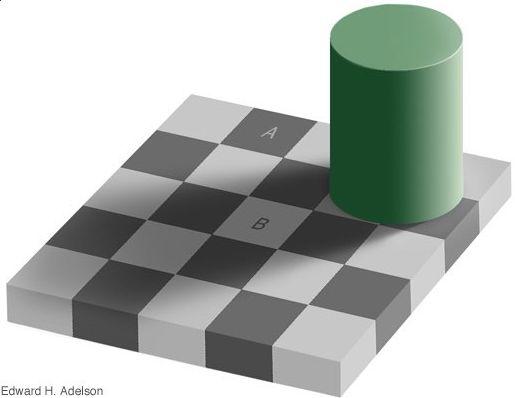 Illusion du cerveau