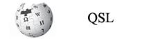 Wikipedia: QSL