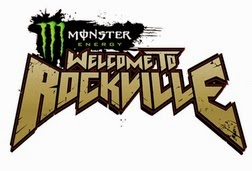PRESS RELEASE:  Monster Energy Welcome to Rockville Band Performance Times Announced