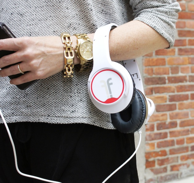 headphones can be fashionistable