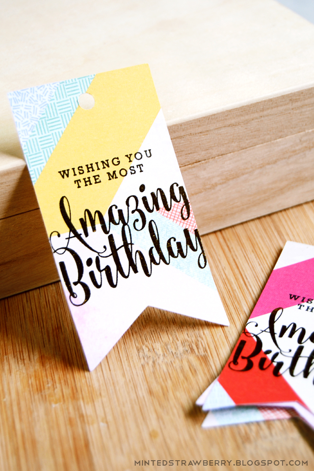 Remarkable image inside printable birthday tags