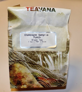 Champaign Sangria Punch Black Tea from Teavana