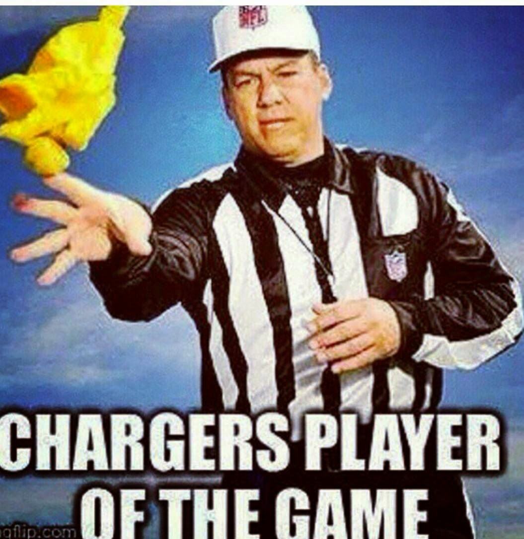 chargers player of the game
