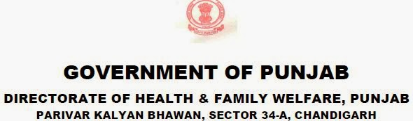 Punjab Health Department Logo