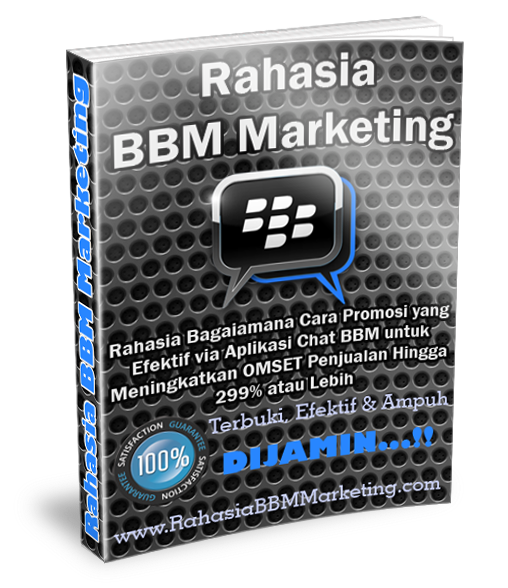Rahasia BBM Marketing dan Tips Jualan Via Blackberry