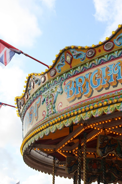 Brighton pier amusements fun kids rides