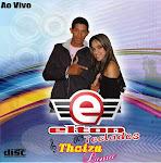 Elton dos Teclados e Thaiza Lima