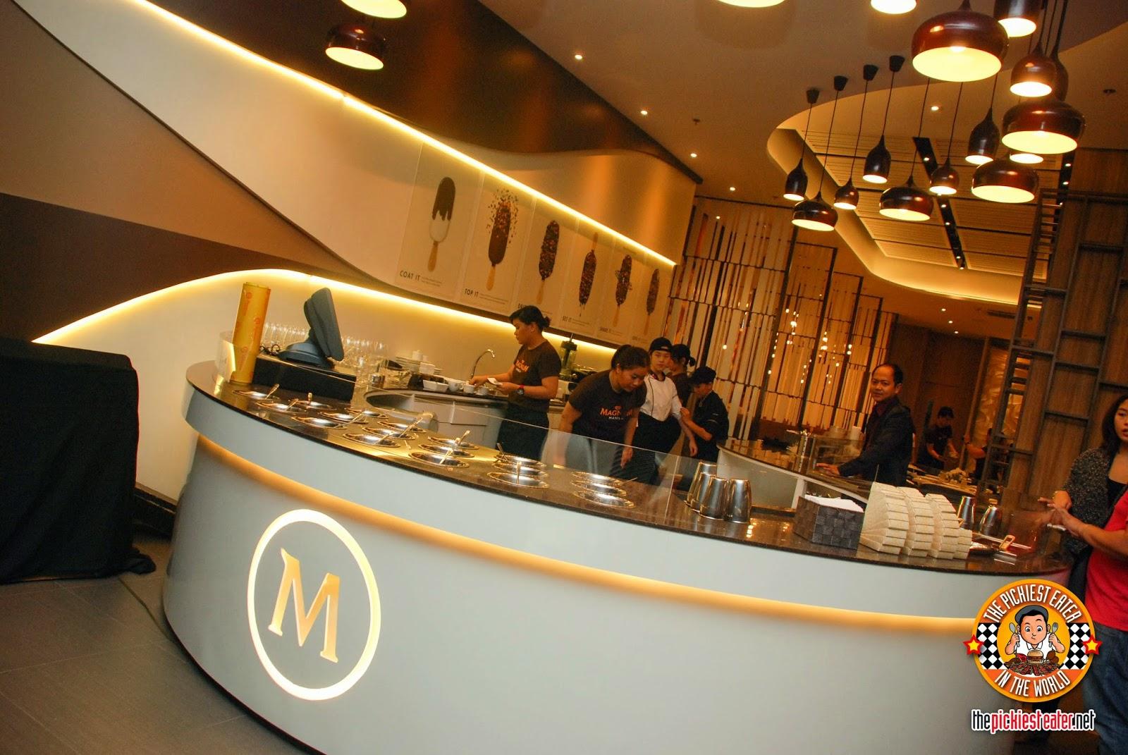 magnum cafe manila