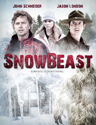 Watch Snow Beast 2011 BRRip Hollywood Movie Online | Snow Beast 2011 Hollywood Movie Poster