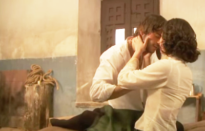 Gonzalo rapisce Maria per proteggerla da Fernando