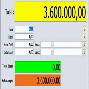 mesin kasir software serial number toko handphone gadget komputer electronic