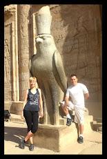 Entrada do Templo de Hórus