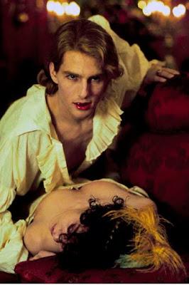 Lestat con prostituta en Entrevista con el Vampiro