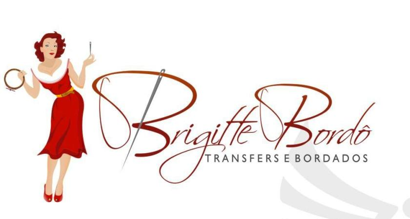 BRIGITTE BORDÔ TRANSFERS E BORDADOS