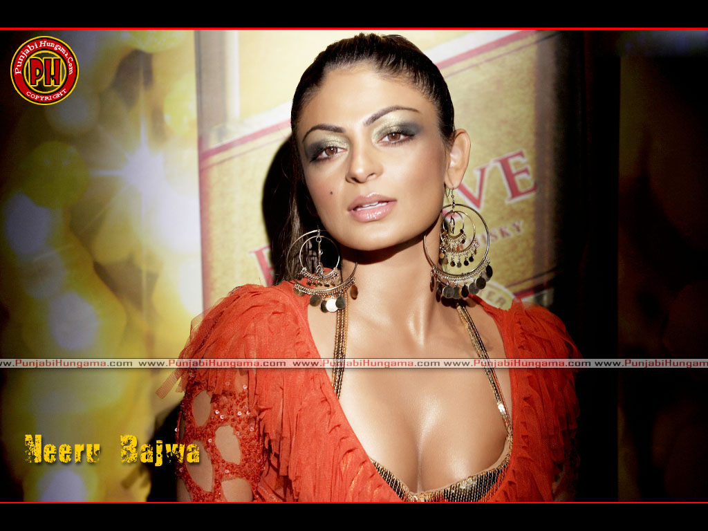 Neeru Bajwa Hot Wallpapers