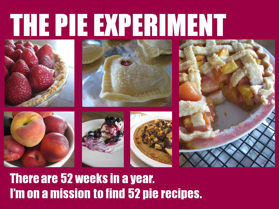 The Pie Experiment