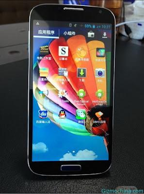NO.1 S6 Clone Samsung Galaxy S4