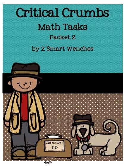 http://www.teacherspayteachers.com/Product/Critical-Crumbs-Packet-2-1084952