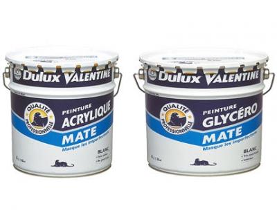 Abcr a studio d coration int rieure quelle couleur choisir - Peinture glycero ou acrylique ...