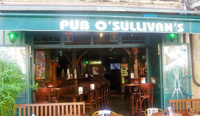Pub O'Sullivan's Aix-en-Provence