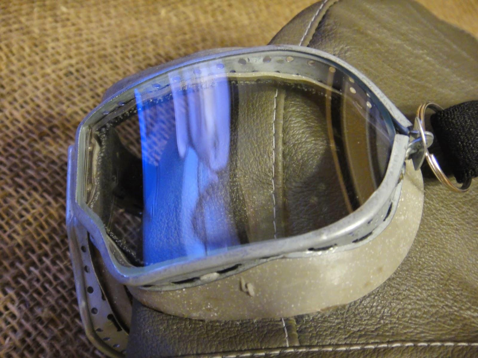 очки пилота, очки авиатора из высокопрочного стекла