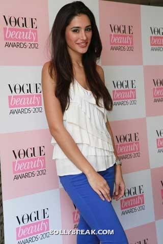 , Nargis Fakhri At Vogue Beauty Event