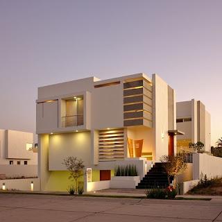 Proyecto Arquitectura Moderna: Casas diseñada con formas innovadoras ...
