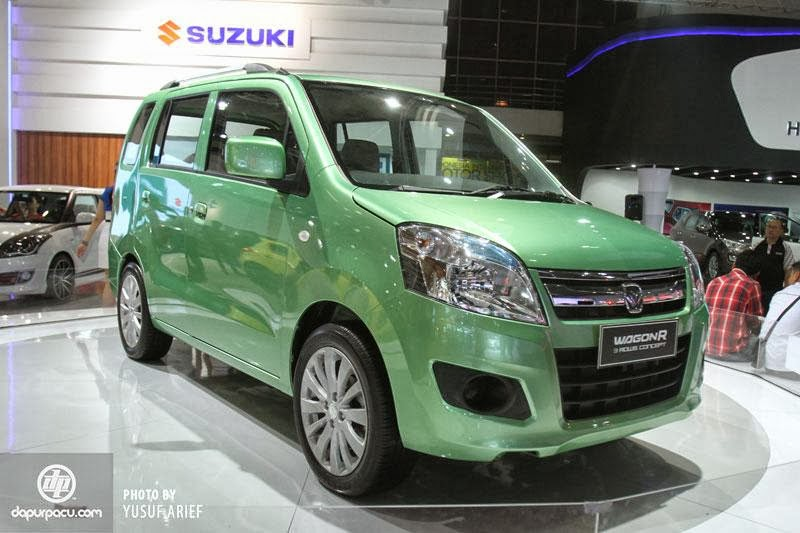 Suzuki Wagon R 7-seater MPV