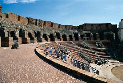Anfiteatro romano benevento
