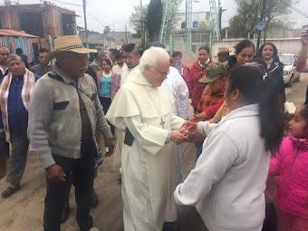 Obispo de Saltillo Apoya a FPDT