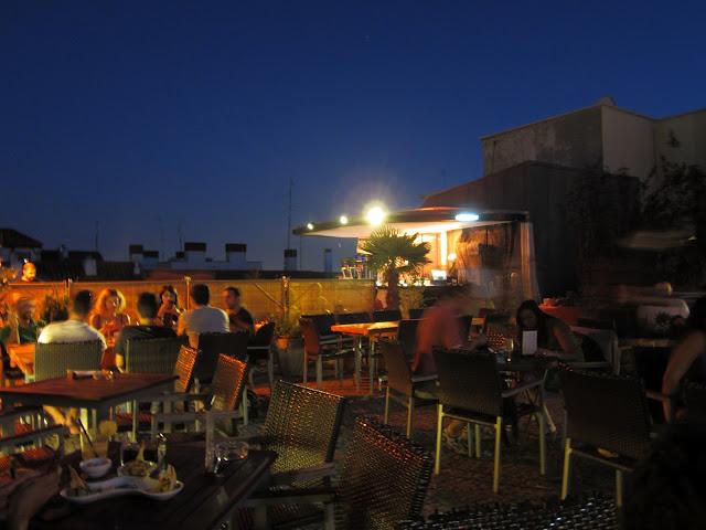 Terraza del Gaudeamus Café