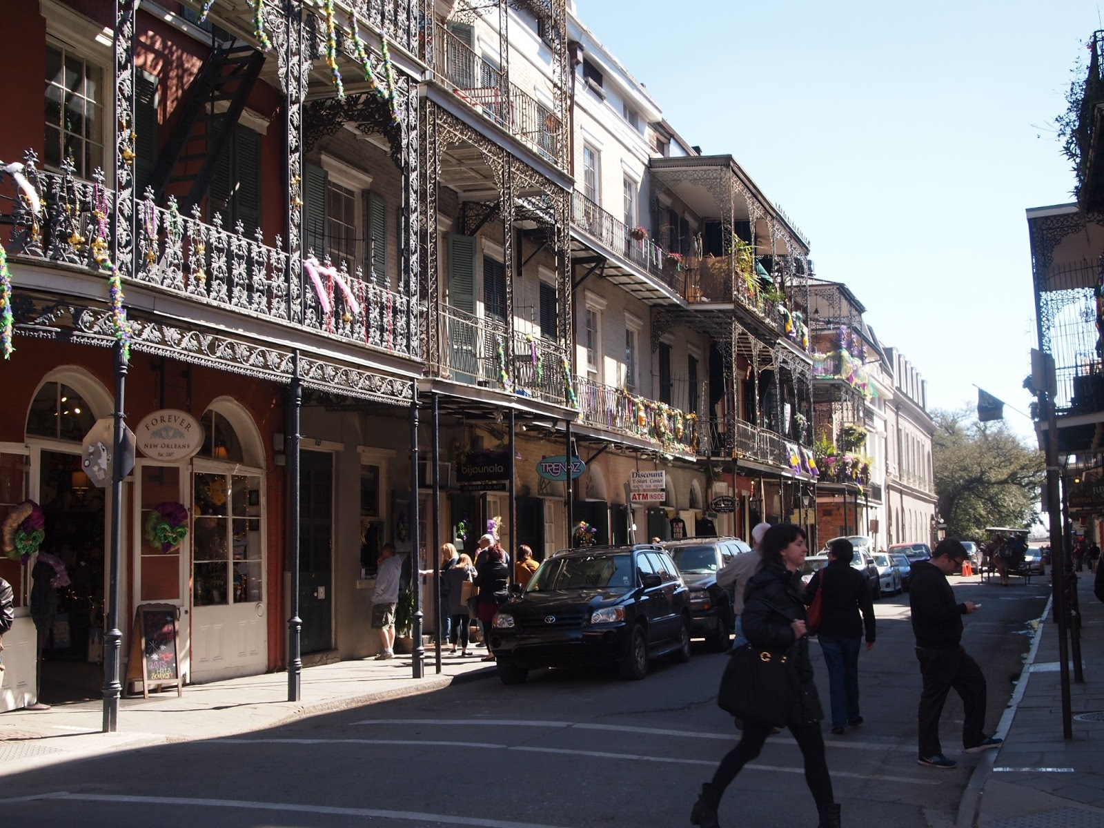 Adventure In New Orleans City Tour By Bus