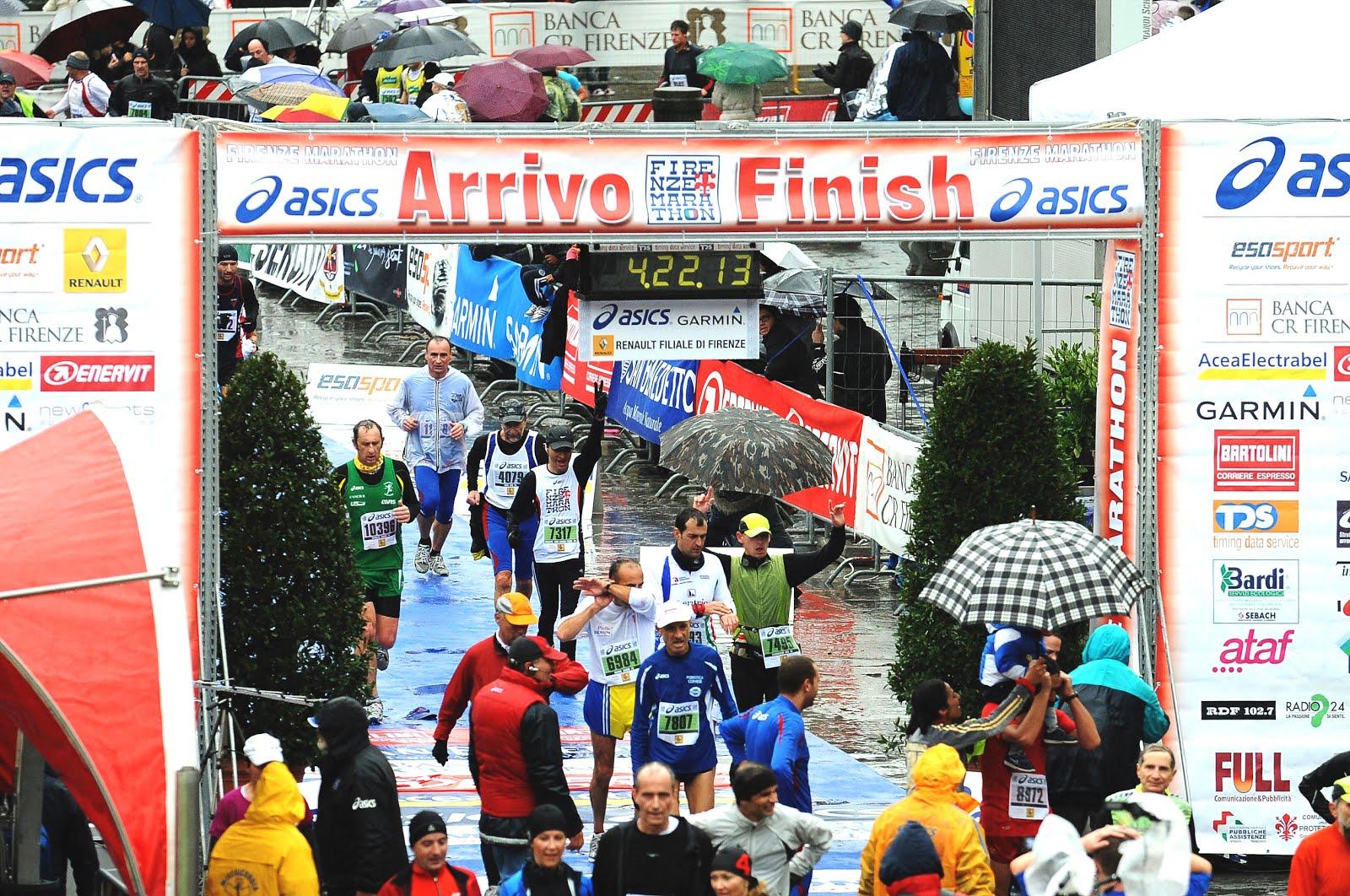 Maratona de Florença 2010