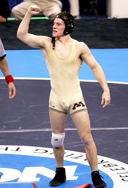 male wrestlers with boners