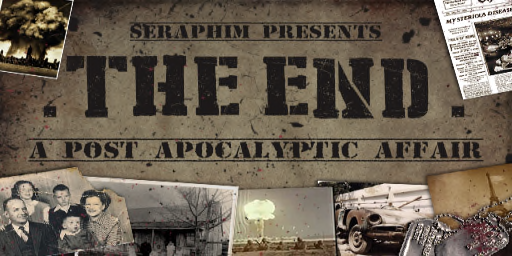 The End - Next Round July