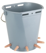 Lamb Feeding Bucket (Ember Dot Cempe)